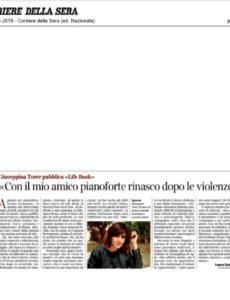 Giuseppina Torre - Corriere della Sera