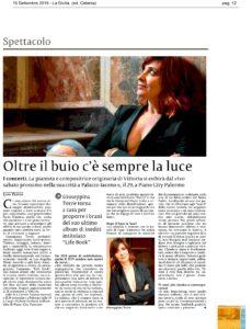 20190916_La Sicilia_Giuseppina Torre1