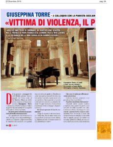 20191219_Famiglia Cristiana_Giuseppina Torre1